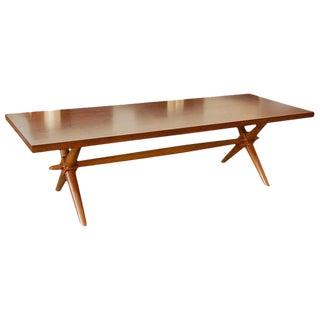 T H Robsjohn Gibbings Coffee Table for Widdicomb For Sale