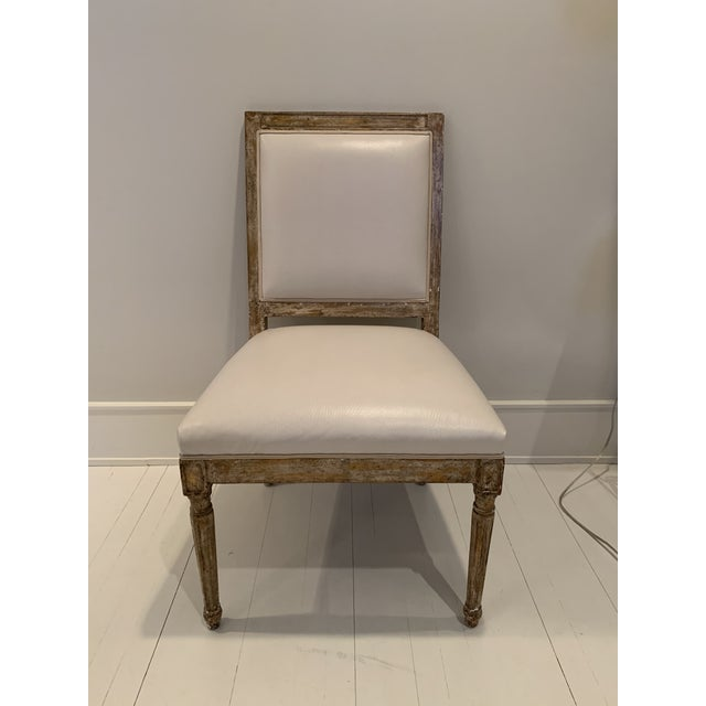 2000 - 2009 Nancy Corzine French Side Chair For Sale - Image 5 of 5