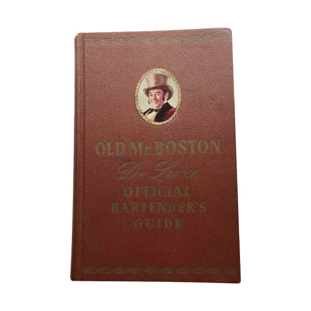 Old Mr. Boston Official Bartenders Guide - Image 1 of 8