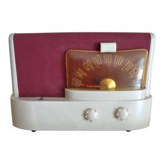 Antique Art Deco Raymond Loewy 1947 Emerson Radio For Sale