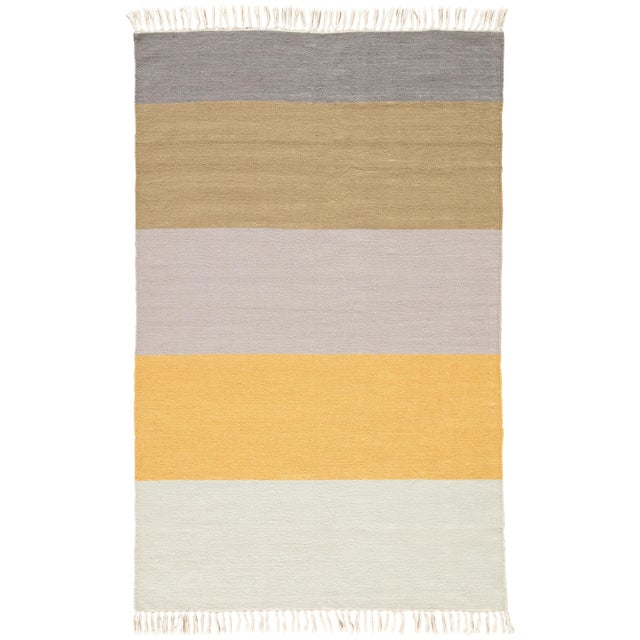 Jaipur Living Swane Indoor/ Outdoor Striped Area Rug - 8′ × 10′ For Sale In Atlanta - Image 6 of 6