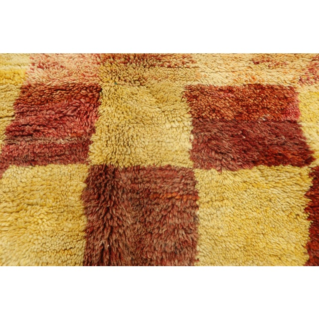 Berber Tribes of Morocco Moroccan Contemporary Rug - 08'11 X 11'10 For Sale - Image 4 of 10