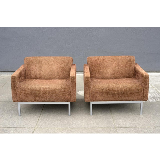 Mid-Century Modern Mid-Century Jack Cartwright Lounge Chairs For Sale - Image 3 of 7
