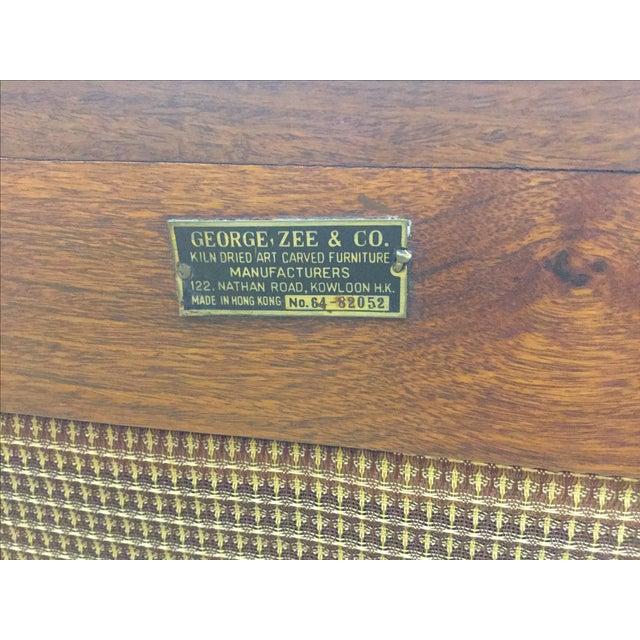 George Zee Side Tables Speaker Cabinets - Pair - Image 4 of 5