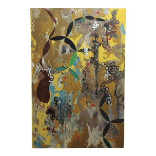 David Palmer - Hybrid Abstract - Oil Painting For Sale