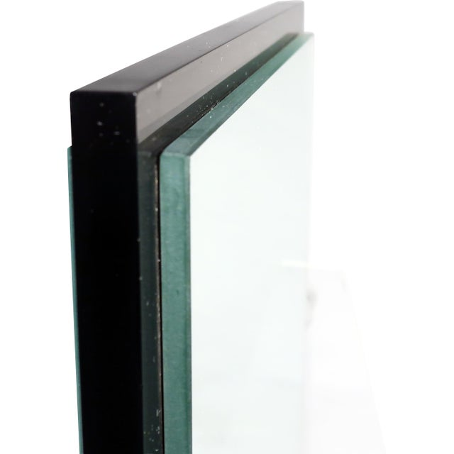 Vintage Lucite Adjustable Tabletop Mirror - Image 5 of 10