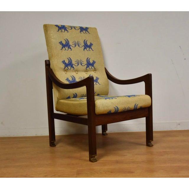 Ib Kofod Larsen Megiddo Lounge Chair For Sale - Image 12 of 12