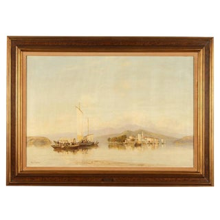 """""""Lago Maggiore"""" by John Varley For Sale"""