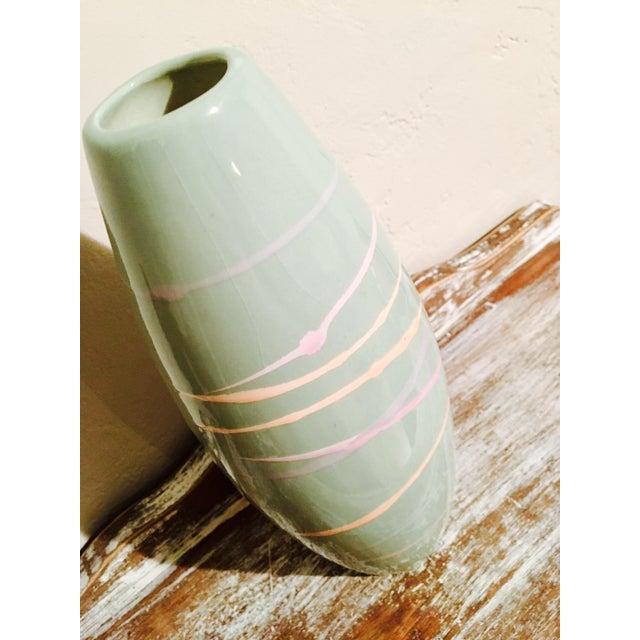 Mid-Century Modern Vase - Image 5 of 8