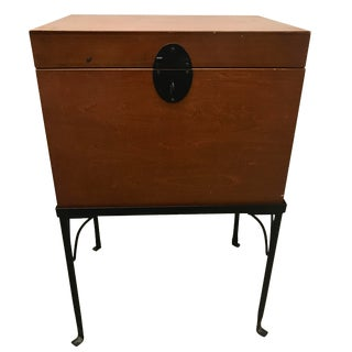 Letter Box Side Table