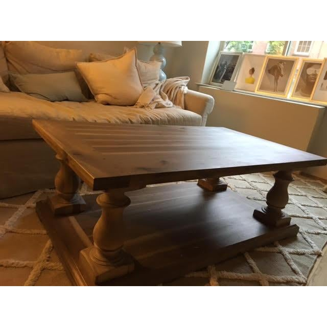 17th C. Monastery Coffee Table For Sale - Image 4 of 6