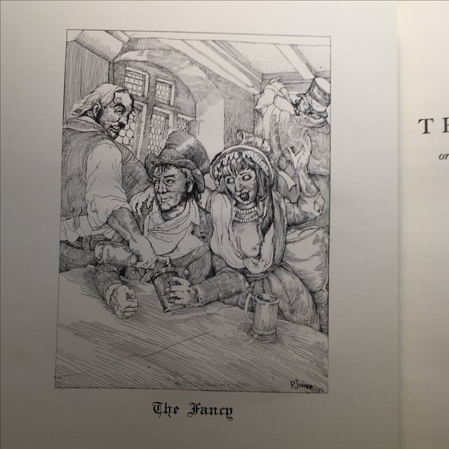 """Regency Traditional """"The Fancy"""" Book For Sale - Image 3 of 10"""