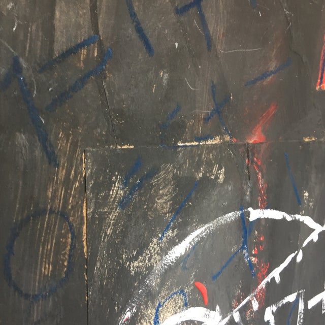 Abstract Painting by Mutaz Elemam For Sale - Image 11 of 11