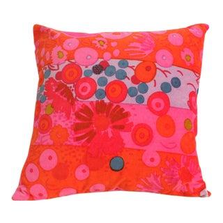 Lenor Larsen Don Wight Primavera Velvet Pillows For Sale