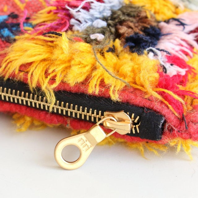 Boho Chic Soukie Clutch For Sale - Image 3 of 5
