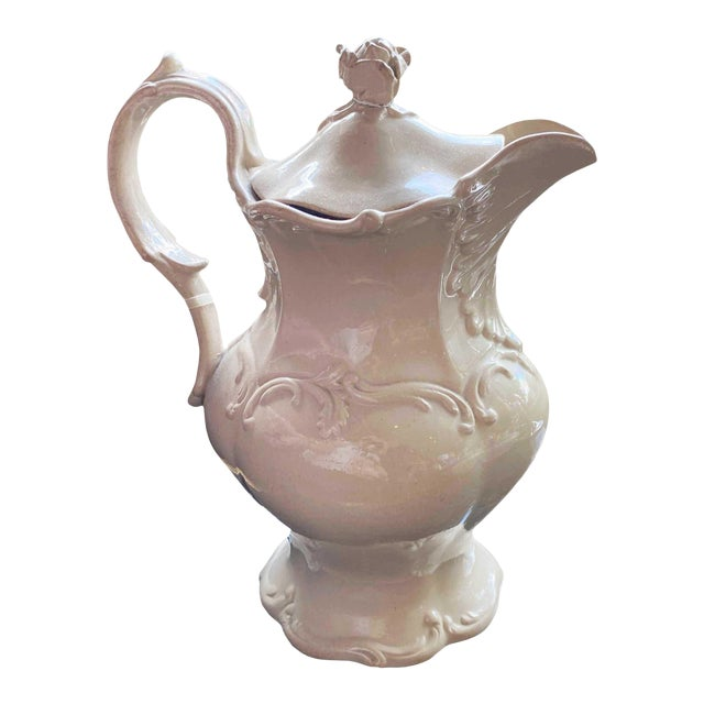 English Drabware Style Jug For Sale