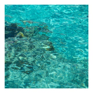 """Water"" Photographic Print on Metallic Paper"