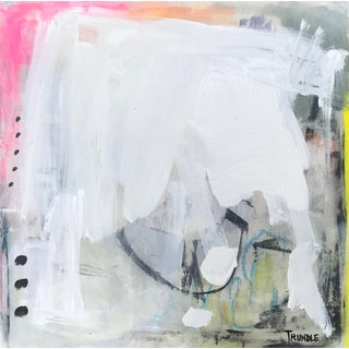 """Catchy"", Sarah Trundle, Contemporary Abstract Painting For Sale"