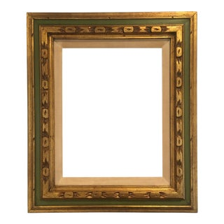 1960s Vintage Cassetta Picture Frame For Sale