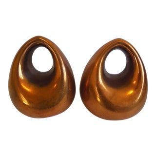 Ben Seibel Orb Mid Century Bookends