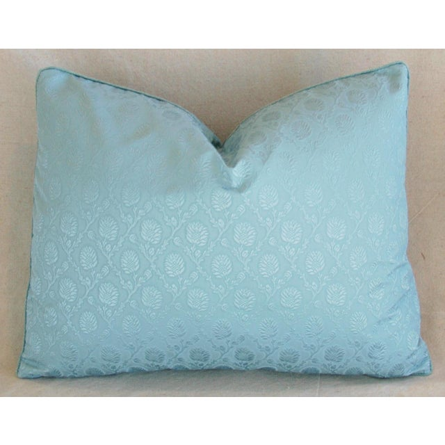 Powder Blue French Lelievre of Paris Pillows - a Pair - Image 9 of 11