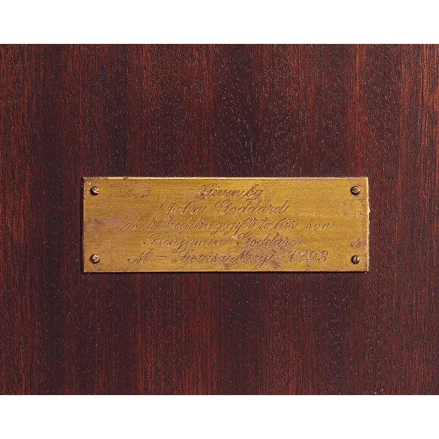 Simon Willard Roxbury Tall Case Clock For Sale - Image 4 of 10