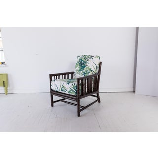 McGuire Furniture Rattan Chair Preview