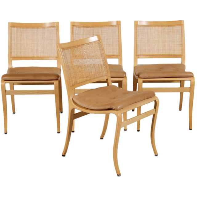Nils Rooth for DUX Dining Chairs - Set of 4 - Image 1 of 6