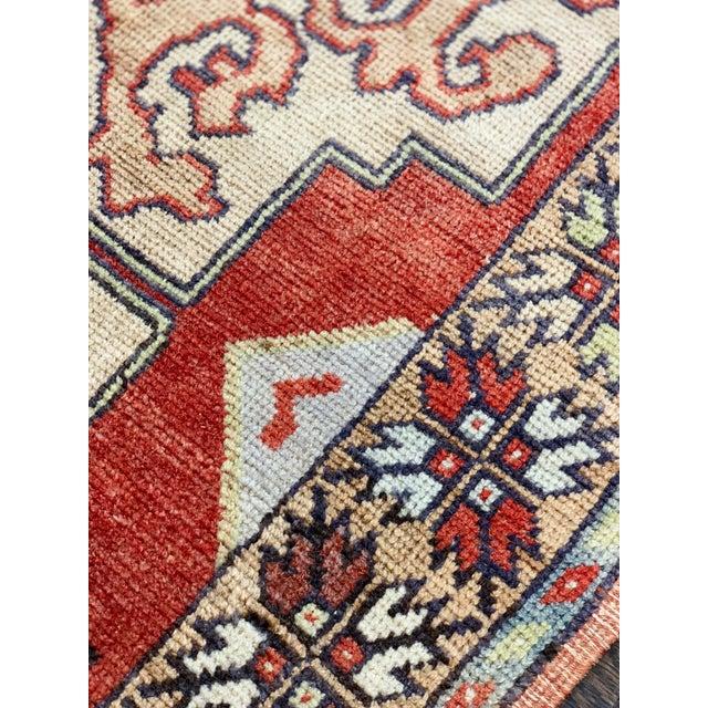 1960s Vintage Anatolian Runner Rug - 3′1″ × 8′6″ For Sale - Image 11 of 13