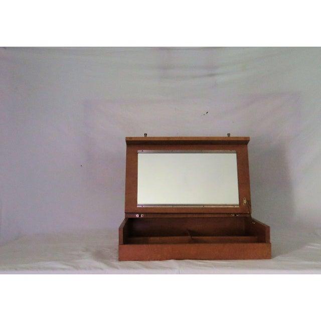 Wood Paul McCobb Portable Vanity For Sale - Image 7 of 7