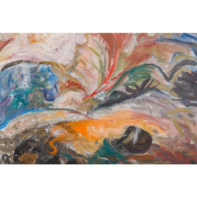 "2000s William Eckhardt Kohler, ""Pinyon Jay"" For Sale - Image 5 of 10"