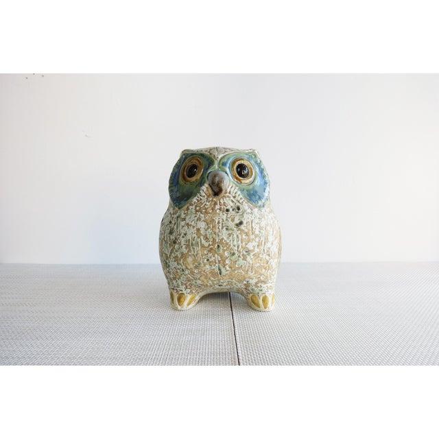 Antonio Ballester A Lladró Little Eagle Owl Figurine For Sale - Image 10 of 10