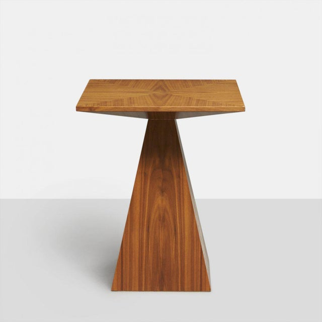 Harvey Probber Harvey Probber Pyramid Occasional Table For Sale - Image 4 of 4