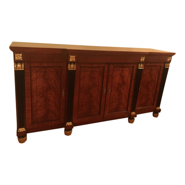 Baker Classical Blended Mahogany Sideboard - Image 1 of 8