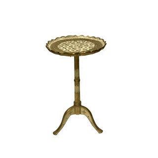 Italian Florentine Cocktail Table For Sale