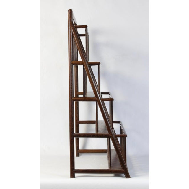 1960s Large and Unusual Mid-20th Century Magazine Rack For Sale - Image 5 of 9
