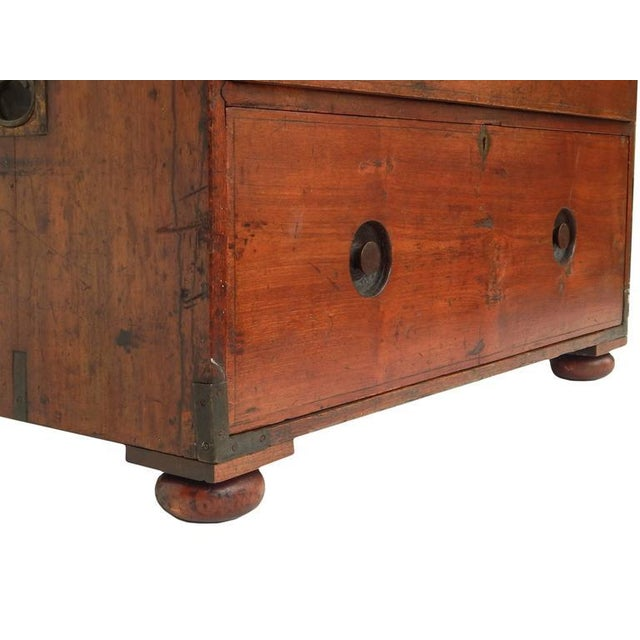 Rare Anglo-Indian Campaign Dresser - Image 8 of 10