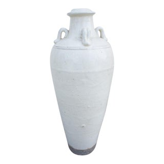 Japanese Ceramic Vase For Sale