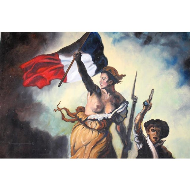 French Revolution Painting - Image 4 of 4