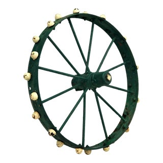 Antique Steel Wagon Wheel For Sale