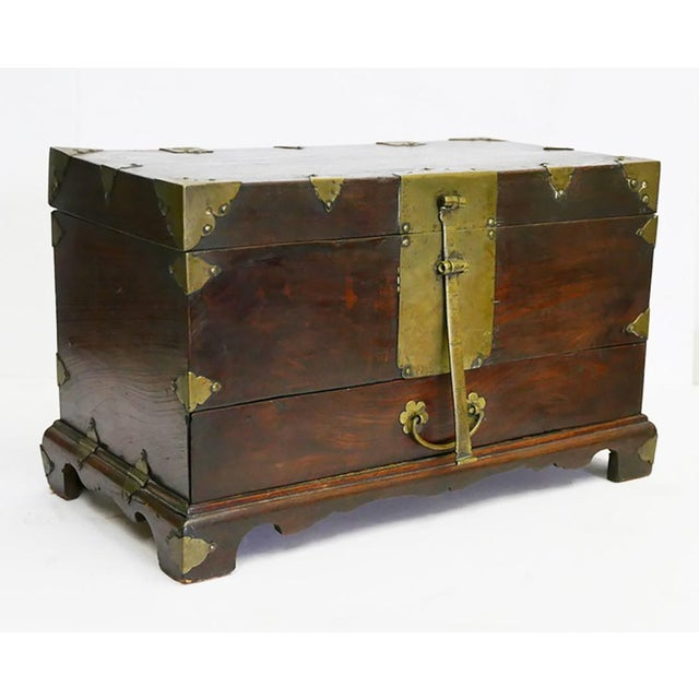 19th Century Antique Asian Money Box For Sale - Image 5 of 5