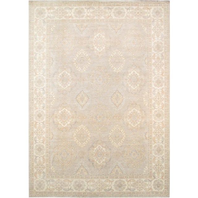 """Pasargad Ferehan Area Rug - 10'1"""" X 13'9"""" For Sale"""