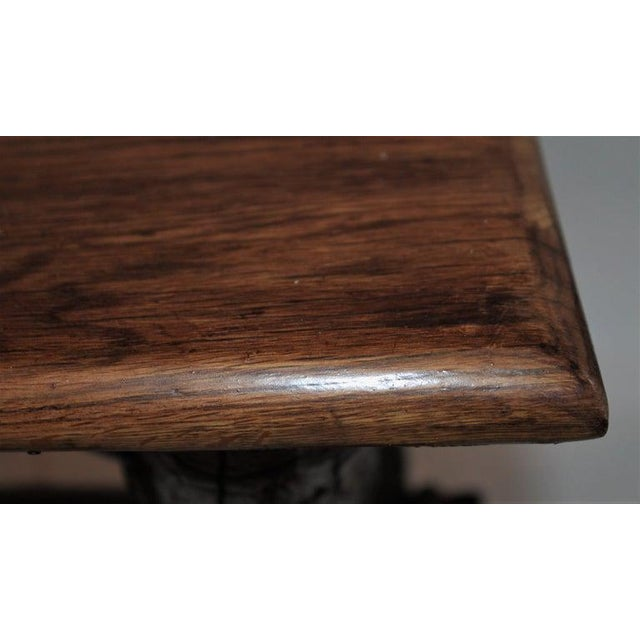 Old Hickory Furniture Co. Bench For Sale In Los Angeles - Image 6 of 11