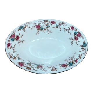 """Mid 20th Century Minton """"Ancestral"""" Vegetable Bowl For Sale"""