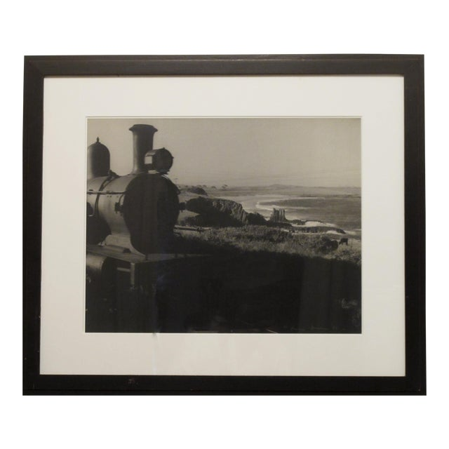 Bombo, South Coast Signed Max Dupain '39 Photograph For Sale