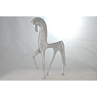 Silver Etruscan Horse Figure Preview