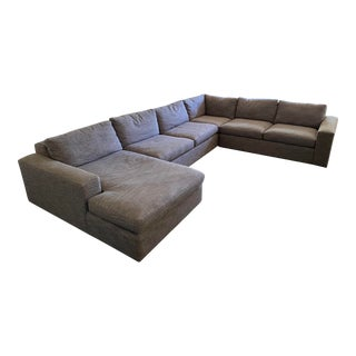 Room & Board Slate Modern Sectional For Sale