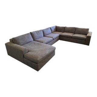 Room & Board Slate Modern Sectional For Sale