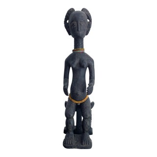 Ashanti Maternal Fertility Figure For Sale