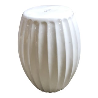 Gemma Bead White Lacquer Spot Table